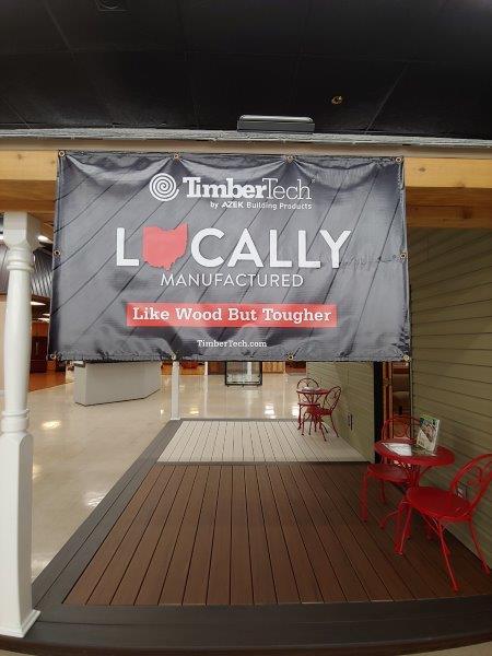 TimberTech - Locally Made!